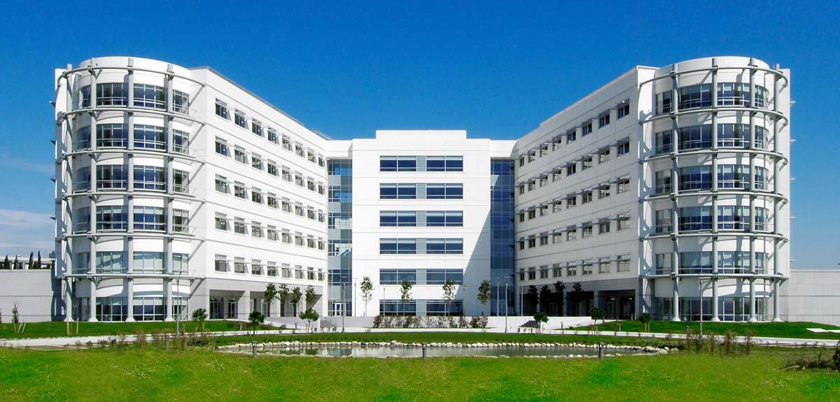 Cladire Spital Anadolu