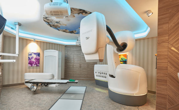 Tratament cancer Cyberknife