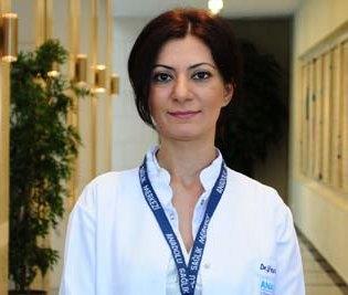 Doctor Yesim Yildrim