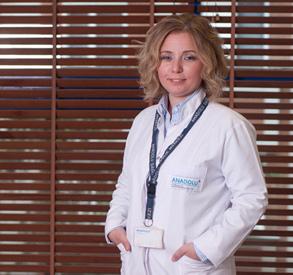Doctor Ebru Ozturk